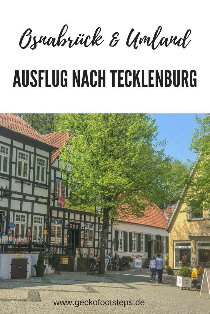 Osnabruck Umland Ausflug Nach Tecklenburg Ausflug Urlaub In Deutschland Reisen Deutschland