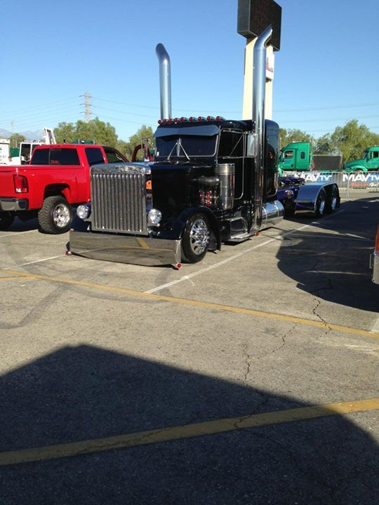 Pickett Custom Trucks Had a great time at tfk! Good to see old friends and meet new ones!