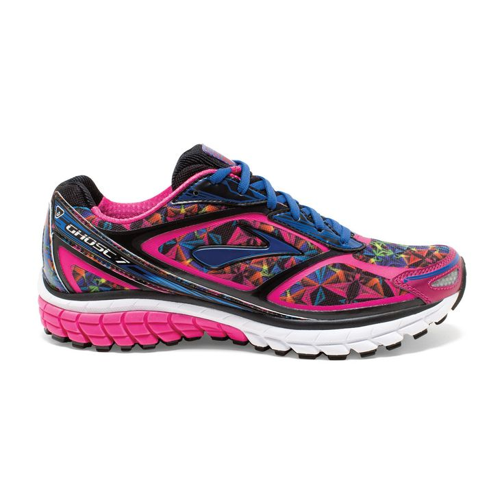 Brooks Ghost  Womens Shoes Kaleidoscope