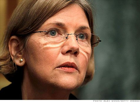 Elizabeth Warren (born Elizabeth Herring; June 22, 1949) is an American bankruptcy law expert, policy advocate, Harvard Law School professor, and Democratic Party candidate in the 2012 United States Senate election in Massachusetts. She has written several academic and popular books concerning the American economy and personal finance.