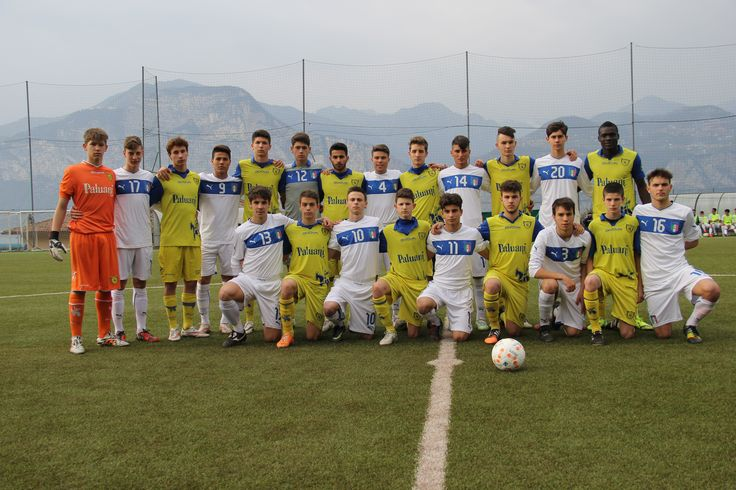 Nazionale U17 LND e Chievo Allievi