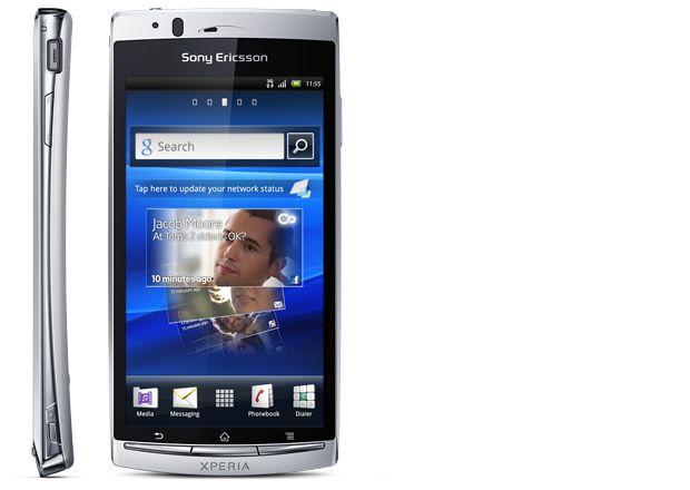 Harga Sony Xperia Arc S