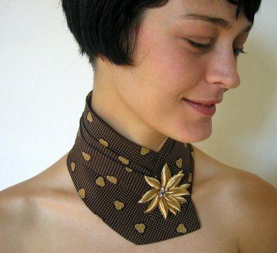 Галстук - Носим по новому / Мужские галстуки / Модный сайт о стильной переделке одежды и интерьера