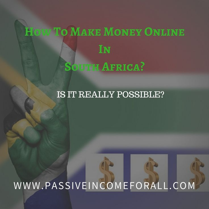 With the instability in our economy and rising cost of living, people are looking for a way on How to make Money online in South Africa.Let me show it to You. No experience needed, No need to Recruit people. No Door-to-door selling, You Can make Money online using your hobby or passion. Learn More About it Today!