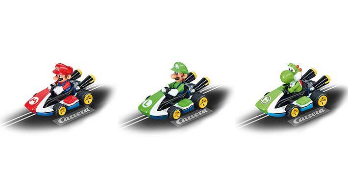 Carrera Go!!! - Nintendo Mario Kart 8 - Super Mario Kart 8 - Mario, Luigi und Yoshi #slotcar #supermario