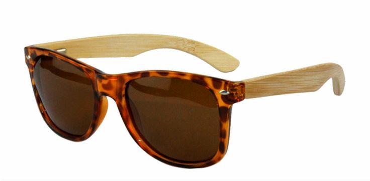 Model Europa (bamboe/kunststof) http://www.dezewilikhebben.nl/houten-zonnebril-Europa