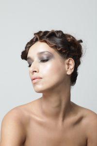 Maquillage coiffure Yun Jung Her, ITM Paris www.itmparis.com. Ecole de maquillage