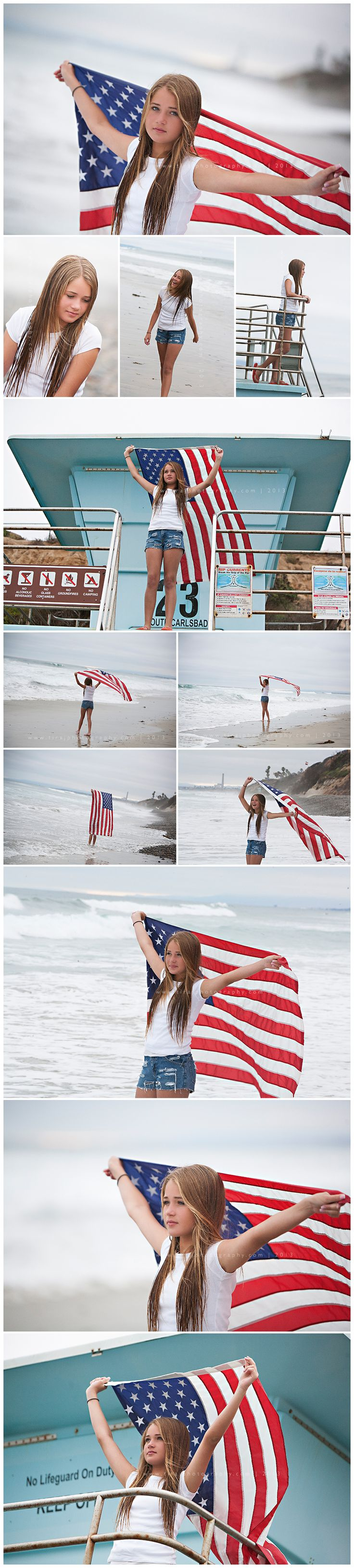 Southern California Teen Photographer | Teen Portraits at the Beach | Upland Teen Photographer | Tira J Photography