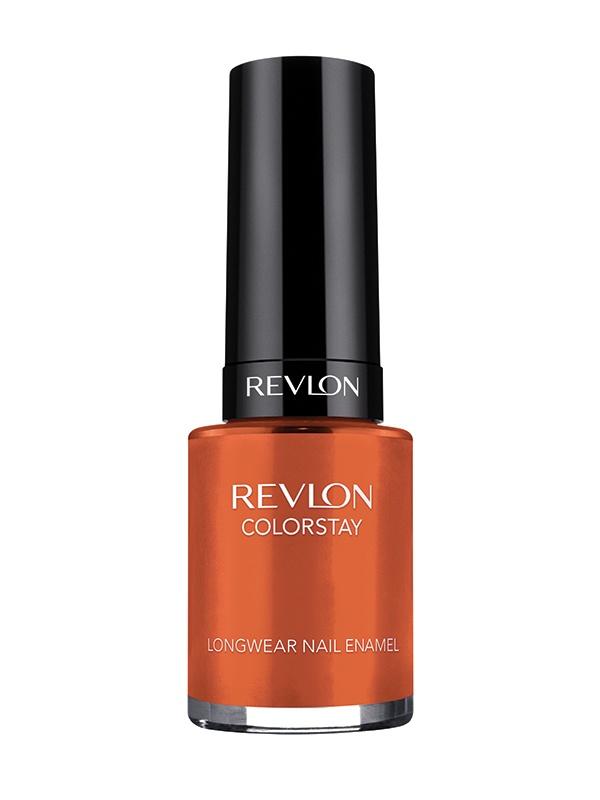 Revlon ColorStay Longwear Nail Enamel in Sunburst.  Great colours for everyday wear