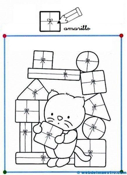 Ms de 25 ideas increbles sobre Figuras geometricas en Pinterest