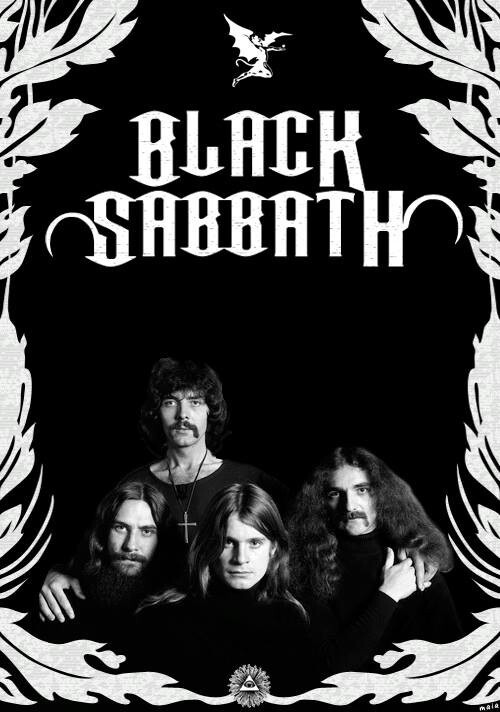 Black Sabbath -They were funny to listen to - they were so monotone!  Paranoid...and some other song Mike made fun of...lots of guitar, then Ozzy would say something.  Mike would say to the music....Ozzy spoke now I will play-y-y.  It was a hoot!
