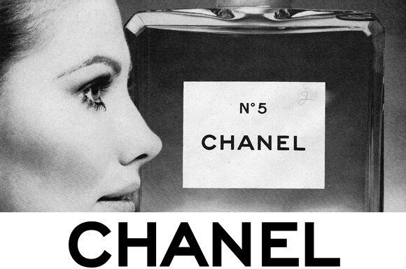 Chanel - Engravers Gothic (similar)