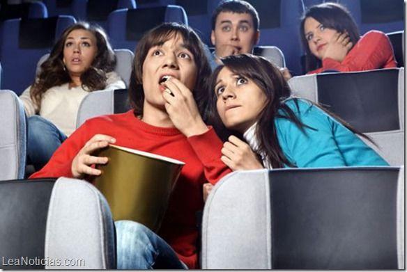 Las películas de terror son perfectas para ayudarte a quemar calorías - http://www.leanoticias.com/2014/05/07/las-peliculas-de-terror-son-perfectas-para-ayudarte-quemar-calorias/