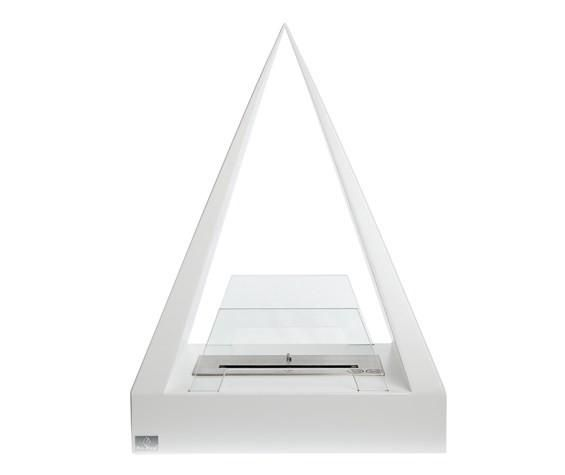 Bio Blaze Keops   Pyramid Shaped Free Standing Ethanol Fireplace (BB KE Ideas