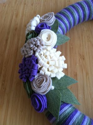 Okay so i wanted to share with you guys this wreath that i had been working on now for a couple weeks on and off! You  all know how crazy an...