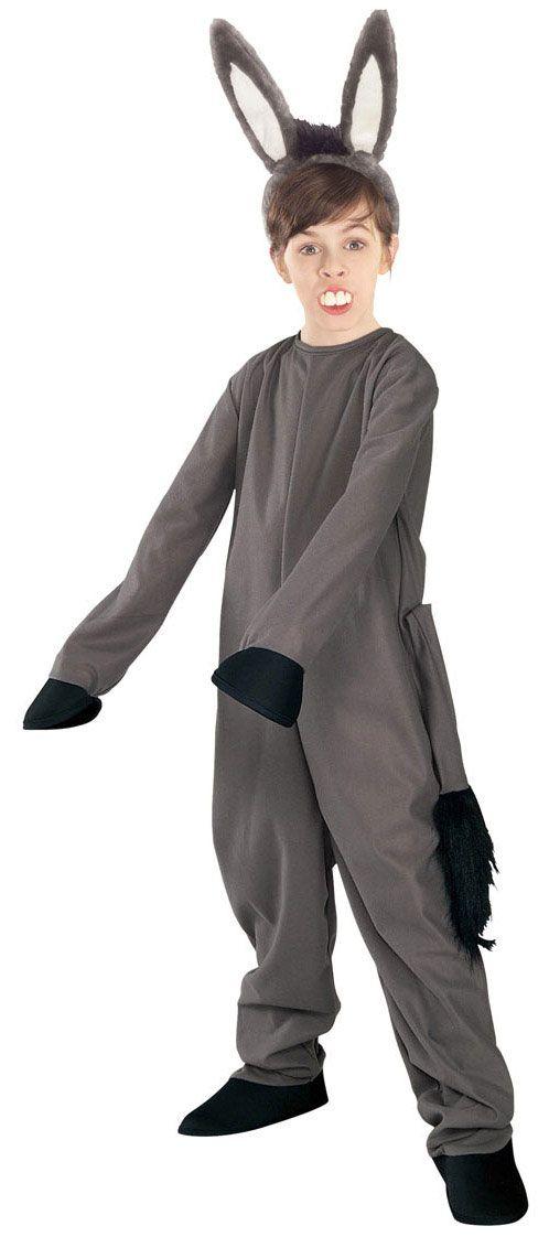 Shrek Donkey Kids Costume - Shrek Costumes