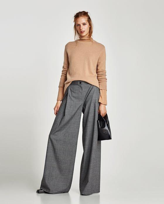 timeless design 87f15 4b318 Zara Winter 2019 | Abbinamenti | Pantaloni, Stile di moda e ...