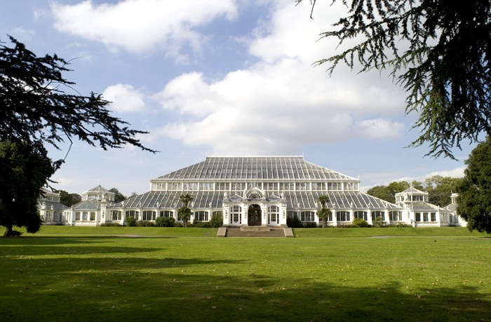 The Temperate House - Kew Gardens - London