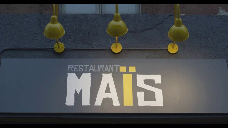Restaurant Maïs (Montreal)