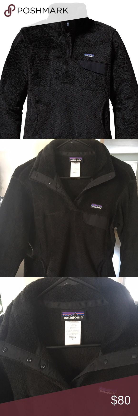 Patagonia Re-Tool Snap Fleece Pullover Re-Tool Snap Patagonia fleece pullover! Basically brand new. Only worn a hand full of times, it's just a little big on me so I don't wear it as often as I would like. Just looking to sell! No trades please. Patagonia Jackets & Coats