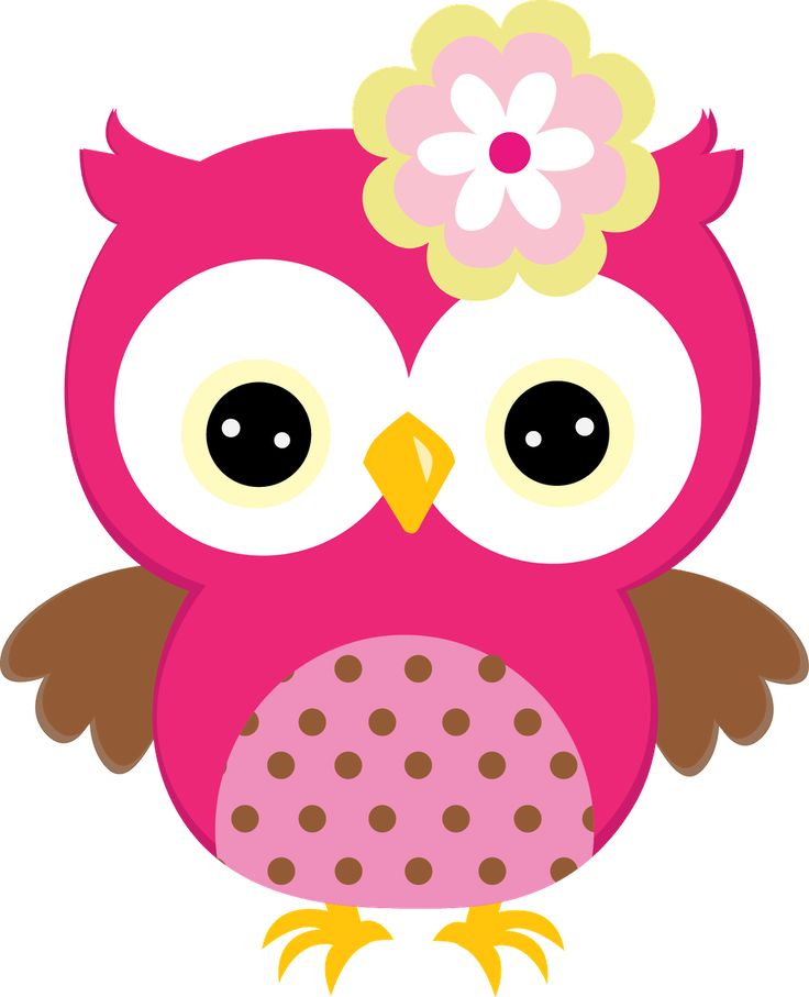 123 best owl clipart images on pinterest snood owls and owl rh pinterest com  pink baby owl clipart