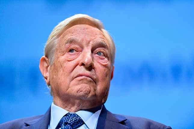 Trump transition team opens it's investigation into leftist billionaire GEORGE SOROS. #Globalist #Globalism #GeorgeSoros #Trump #TrumpTrain