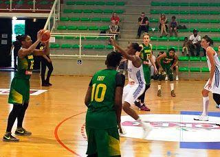 Blog Esportivo do Suíço:  Seleção brasileira feminina de basquete perde amistoso para a França