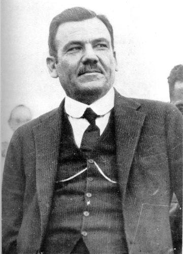 Plutarco Elias Calles, Presidente de México 1924-1928.