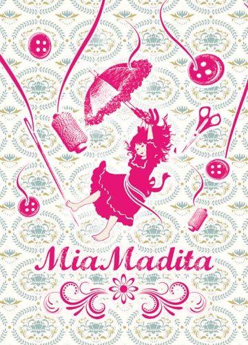 Endlich ist es so weit =) nach langem überlegen, designen bestellen und warten! Die neuen MiaMadita Flyer sind da!! Und sie sehen toll aus :)