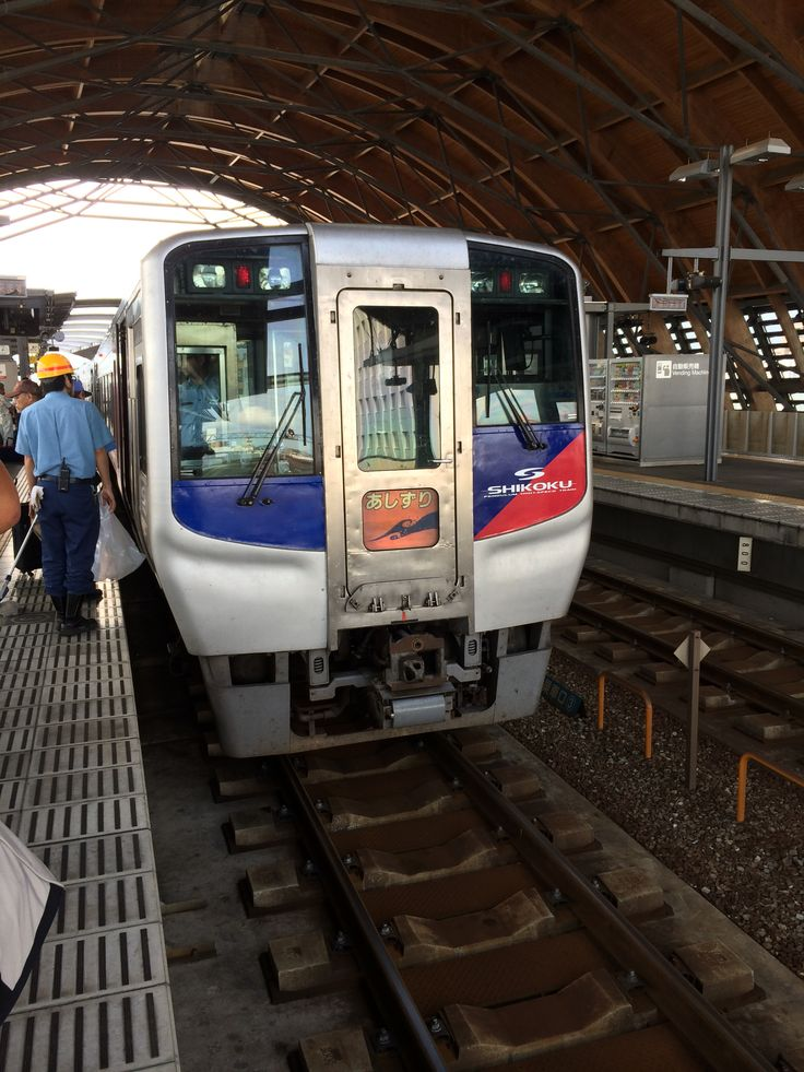 JR四国 N2000系特急気動車