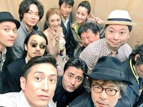 「新宿スワン」完成披露試写会 の画像|深水元基オフィシャルブログ「fukami motoki blog」Powered by Ameba