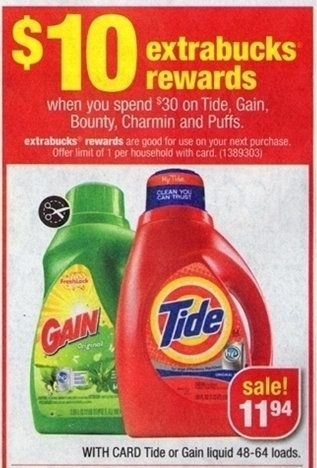 tide cost more in clean your cloth better than gain