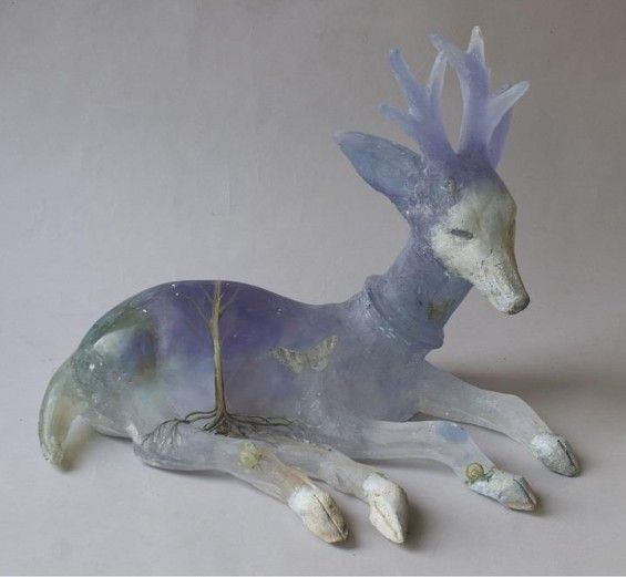 Christina Bothwell's Fantastical Glass Creatures Will Inspire You