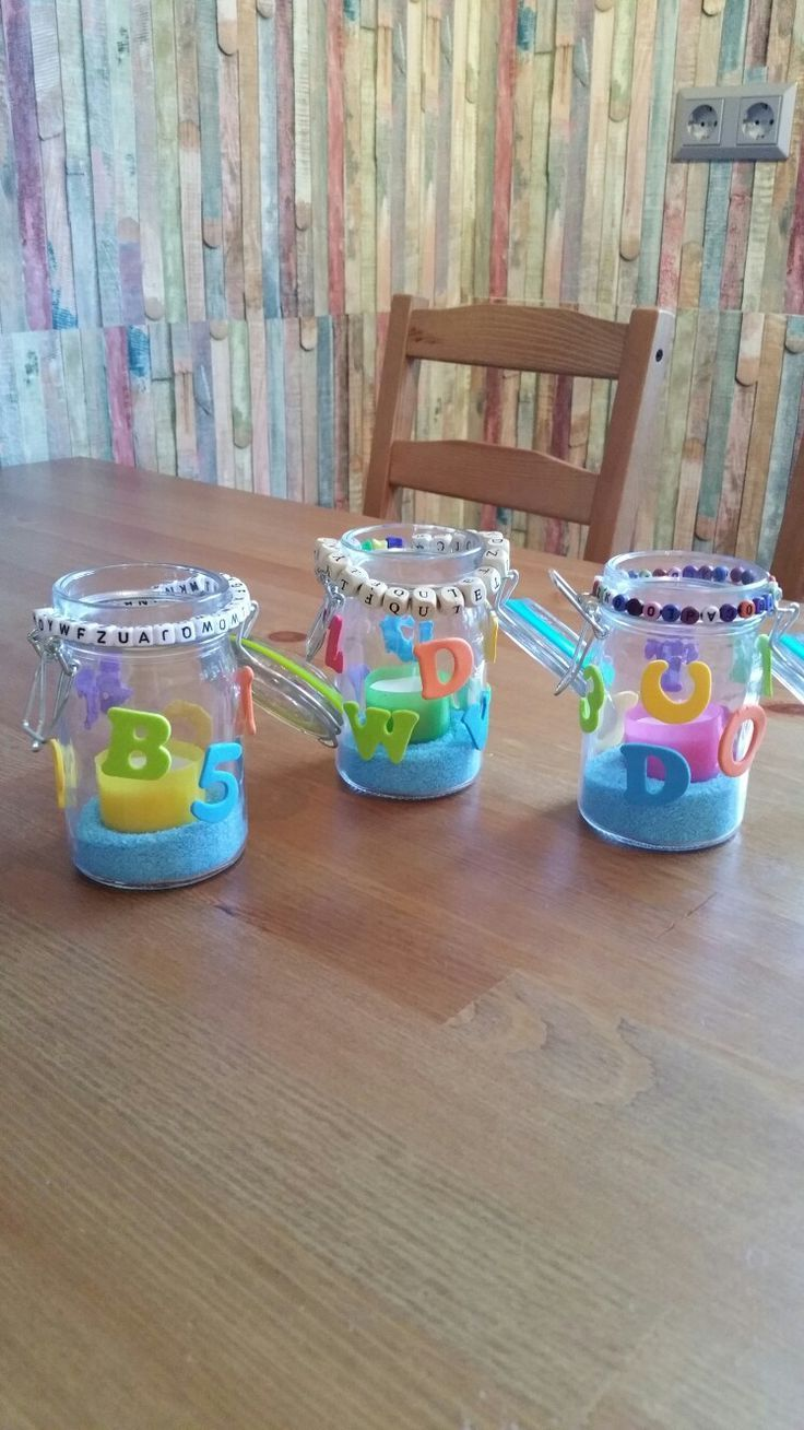 Garden Party Handgemalte Gläser 4 Stück von Mary…
