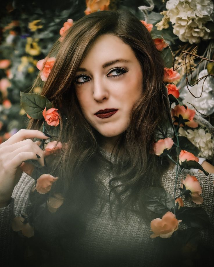 Hobby Lobby / Ugly Location   Photography Challenge! I love these floral, romantic images! Photographer located in Rockford, IL, booking for 2018 now!  Visit my website to see more of my work and book your session now! http://www.amandalynnfarrey.com