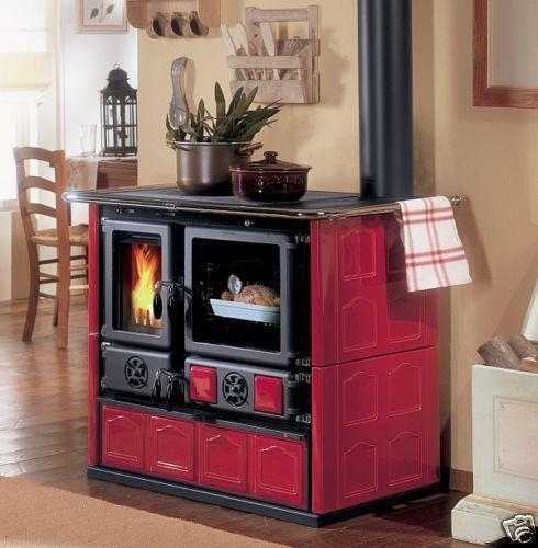 Küchenherd Holzherd Kohleherd Kochmaschine Backofen