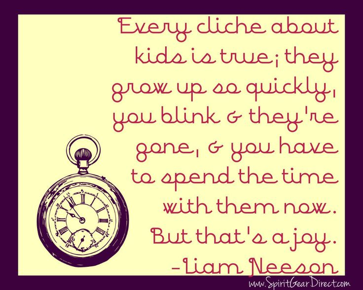 """Every Cliche About Kids Is True"