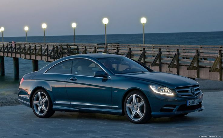 Mercedes Cl 500 2011 HD Wallpaper