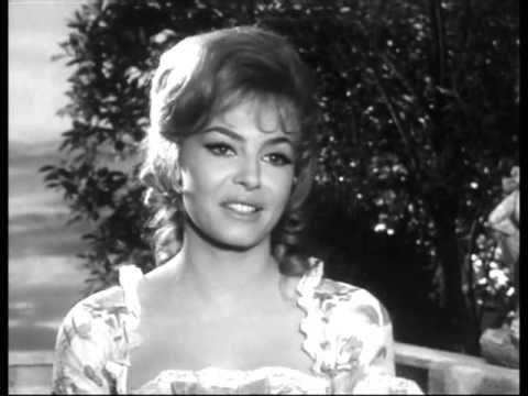 *-*Michèle Mercier - Interview (1964)
