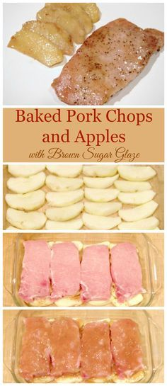 A favorite dish in our house, especially during cooler weather, are pork chops and applesauce. One of my kids recently decided that applesauce is too mushy so I