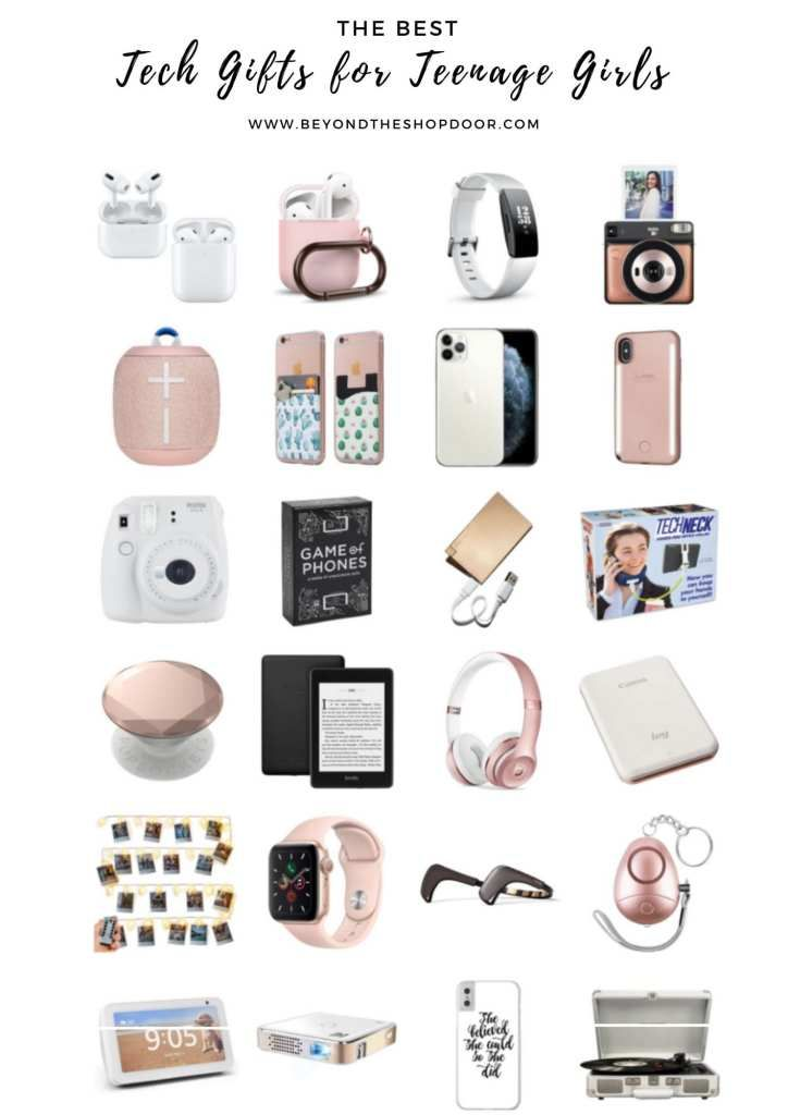 Best Tech Gifts For Teenage Girls In 2019 Teenage Girl Gifts Christmas Tween Girl Gifts Teenage Girl Gifts