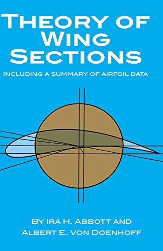 44 best aeronautical and aircraft books images on pinterest download free theory of wing sections including a summary of airfoil data dover books fandeluxe Choice Image
