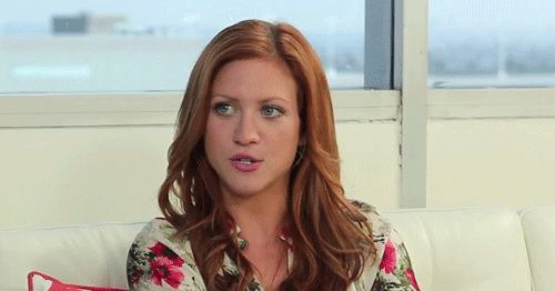 Brittany Snow Red Hair | Brittany Snow Pitch Perfect Red Hair