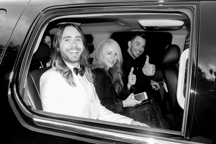Reasons Jared Leto's Mom Is A Boss -- Great article about the woman who gave us Jared and Shannon Leto!!!  Thanks Mom!!!