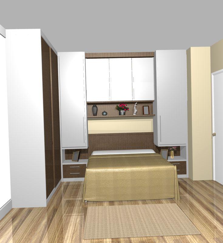 25 melhores ideias de guarda roupa infantil planejado no - Armarios para dormitorios pequenos ...