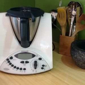 A Week of Thermomix Meals