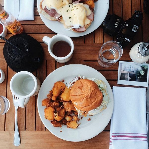 SF just has the best brunch. Plow, 1299 18th Street (between Mississippi and Texas streets); 415-821-7569.