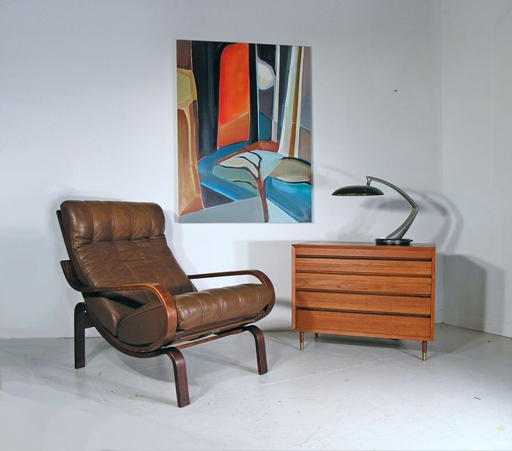 british mid centry chairs | chair £ 450 westnofa norwegian mid century leather lounge chair ...