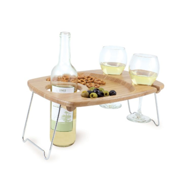 Picnic Time Mesavino Wine Tray - 841-00-505-000-0