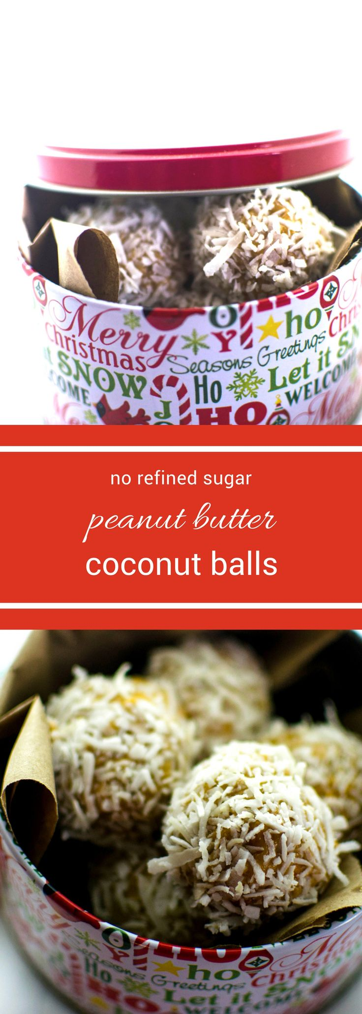 Eating healthy during the holidays is easy with recipes like this one for Peanut Butter Balls. This gluten free holiday recipe has no refined sugar but tastes like a sugary treat! #SundaySupper